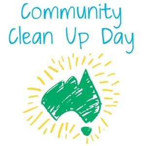 clean up australia day logo